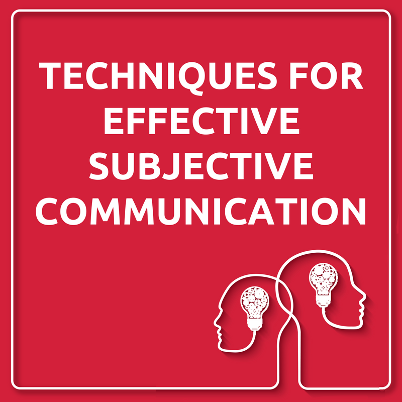 Techniques For Effective Communication | Laura Silva Quesada